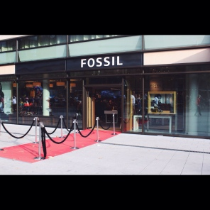 Fossil Flagship Store Frankfurt City