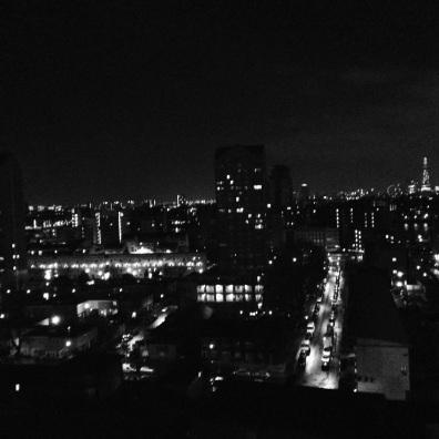 London at 5 am