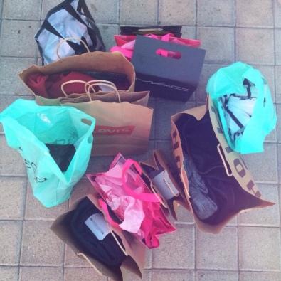 shopping *-*