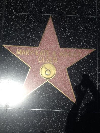 Walk of Fame / Mary-Kate & Ashley Olsen
