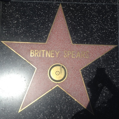 Walk of Fame / Britney Spears