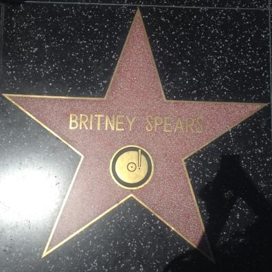 Walk of Fame / Britney Spears
