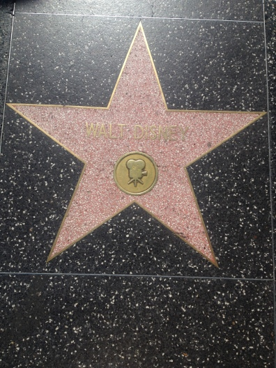 Walk of Fame / Walt Disney