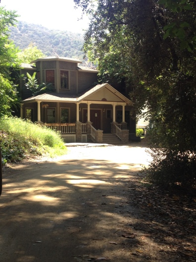 Ali's House / PLL