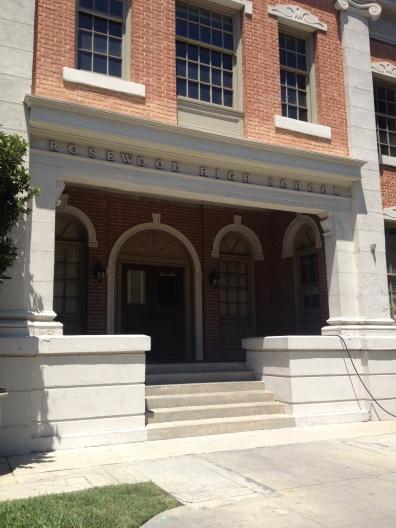 Rosewood High School / PLL