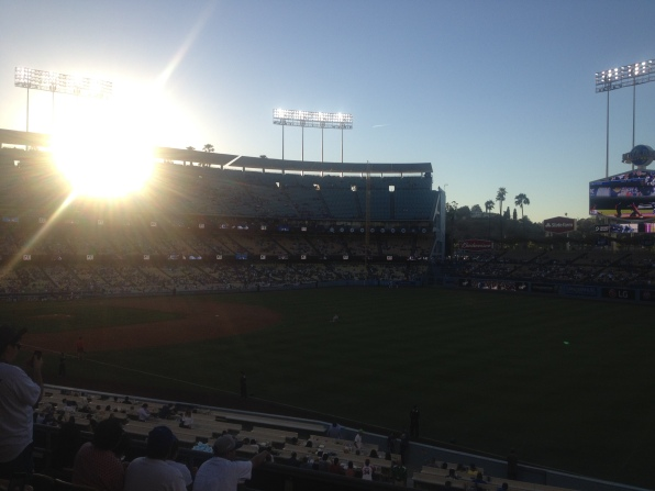 let's go Dodgers!
