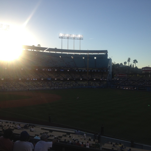 let's go Dodgers!