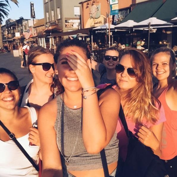my LA besties! ♥