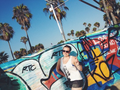 in love w/ Venice Beach ♥