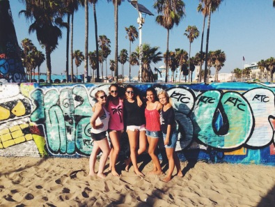 my LA besties ♥
