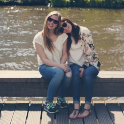 happy days with my girl ♡