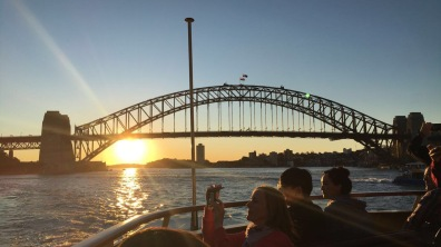 Harbour Bridge | Sunset