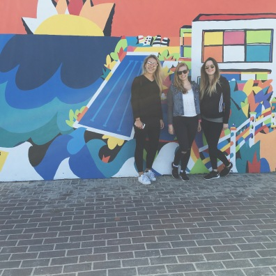 Bondi Beach w/ the girls