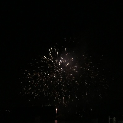 kids firework in Manly